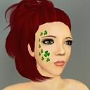 Shamrocking Unisex Irish Face Paint